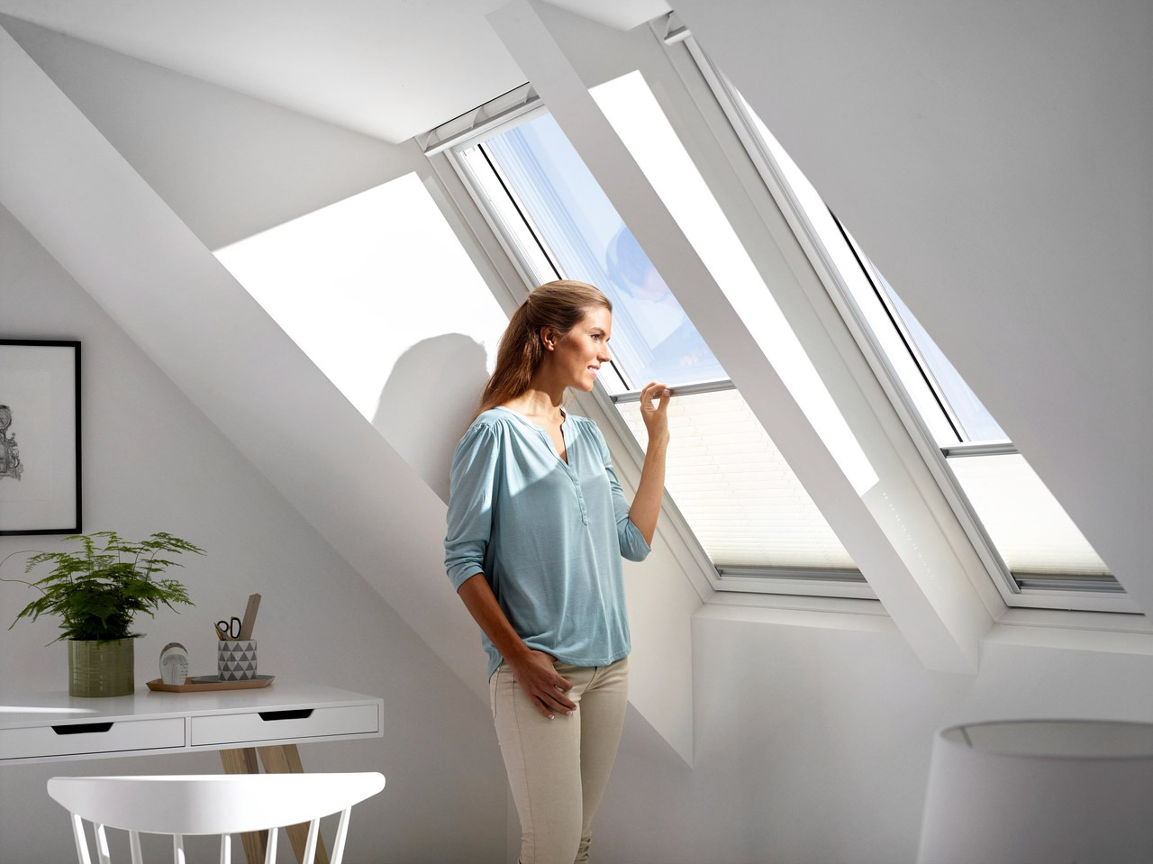 VELUX dakkapel basis duo